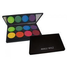 High Pigmented Eye Shadow Pallet 8 kleuren