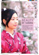 Inlay Beauty of Sakura