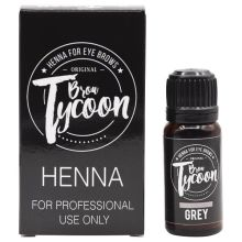 BrowTycoon Henna Grey