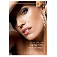 Velvet Touch Foundation Miniatuur Delicious Toffee Beige 12