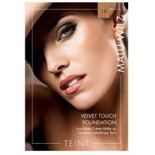 Velvet Touch Foundation Miniatuur Very Deep Honey 18
